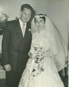 Richard Jackson Curry and Jean Mary Hogan