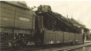 SRD train